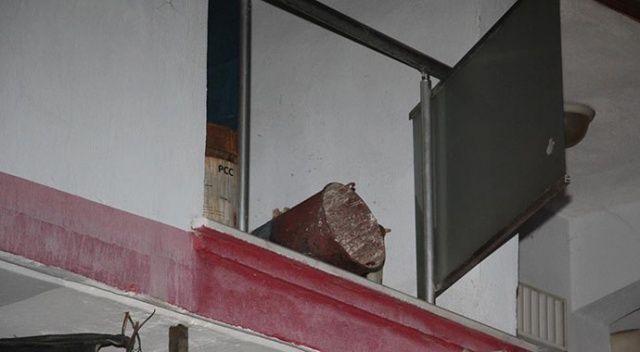 Manisa'da balkondan düşen kadın hayatını kaybetti