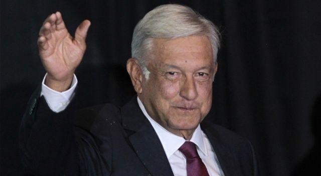 Meksika'da Devlet Başkanı Obrador'un basın açıklamalarının tamamının yayınlanması yasaklanacak