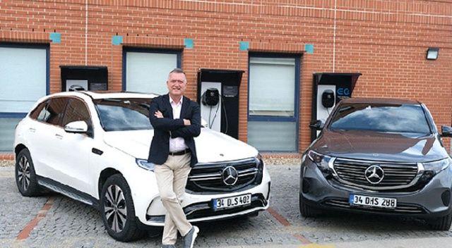 Mercedes-Benz'in yeni göz bebekleri elektrikli