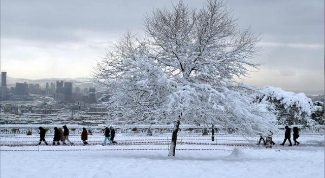 Meteoroloji'den sevindiren tahmin: Kar yeniden geliyor