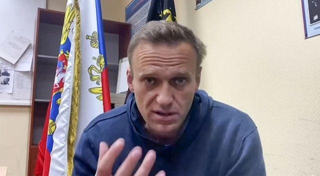 """Navalny halkı sokaklara dökülmeye çağırdı: """"Benim için değil, kendiniz için"""