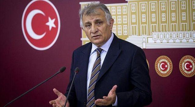 Nöbetindeki ailelere zafer işareti yapan HDP'li vekil hakkında soruşturma