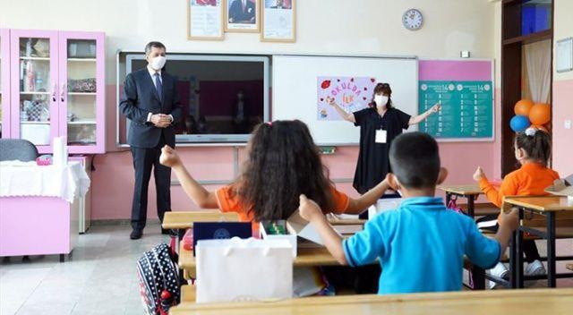 Okullar yüksek kapasite ile açılacak