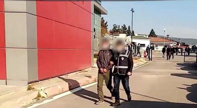 Oto farelerine dev operasyon: 7 tutuklama
