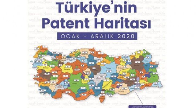 Pandemide Türkiye, sınai mülkiyete ivme yakaladı