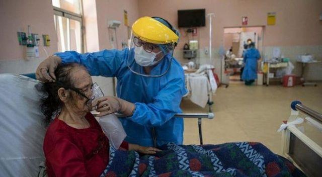 Peru'da 266 sağlık çalışanı Kovid-19'dan hayatını kaybetti