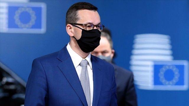 Polonya Başbakanı Morawiecki'den Kovid-19 aşısı tedariki konusunda AB'ye mektup