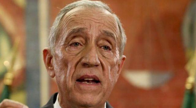 Portekiz Cumhurbaşkanı De Sousa'nın Covid-19 testi pozitif çıktı