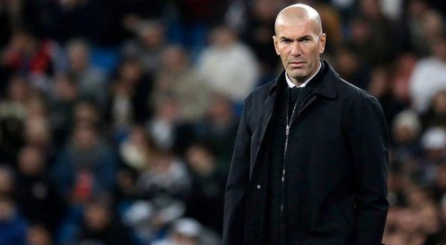 Zidane'ın Covid-19 testi pozitif çıktı