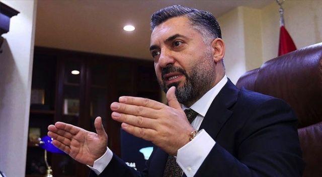 RTÜK Başkanı Şahin: Reklam süreleriyle ilgili yasal düzenlememizi tamamladık