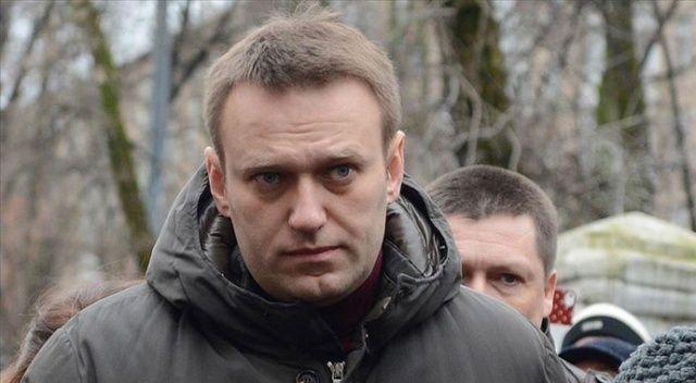 Rus muhalif Navalny'nin yardımcısına gözaltı