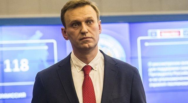 Rusya'da tutuklu bulunan Navalnıy'ın kardeşi, avukatı ve şahsi doktoru gözaltına alındı