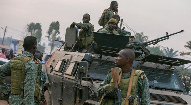 Rusya, güvenlik sorunlarının yaşandığı Orta Afrika Cumhuriyeti'ne hava desteği vermek istiyor