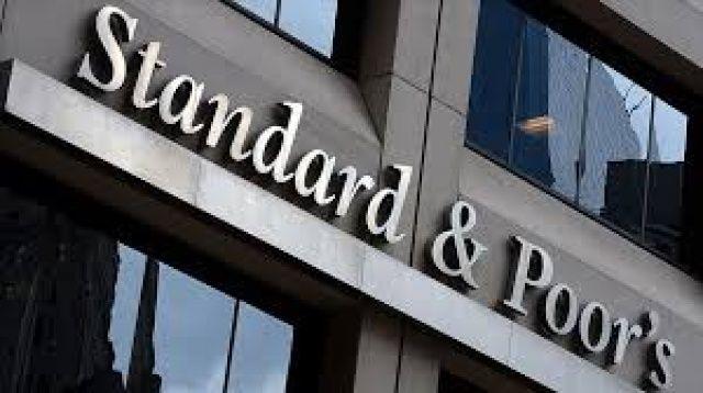 """S&P, Türkiye'nin kredi notunu """"B+"""", görünümünü ise """"durağan"""" olarak teyit etti"""