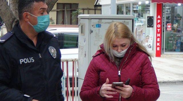 Sahte parayı alan iş yeri sahibi polisi aradı, Gürcü kadın neye uğradığını şaşırdı