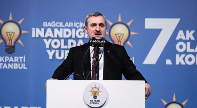 Şenocak: Kılıçdaroğlu, militan arıyorsa dağdaki teröriste 'komutanım' diyen il başkanına baksın