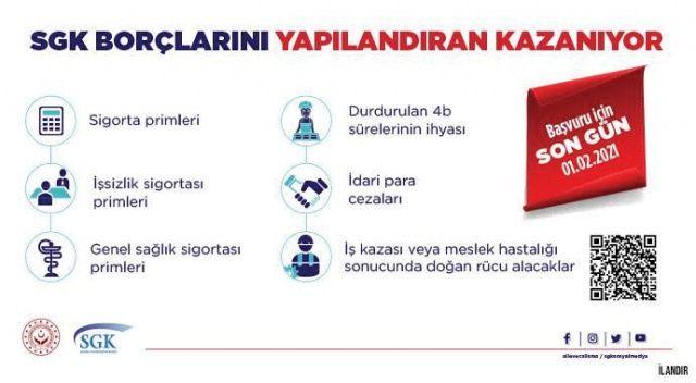 SGK Manşet Advertorial