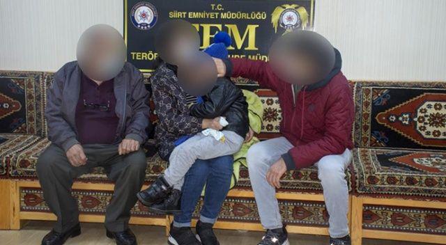 Siirt'te 2 terörist teslim oldu