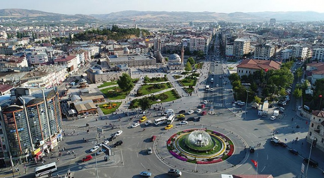 Sivas'ta 18 derece ile son 91 yılın ocak ayı sıcaklık rekoru kırıldı