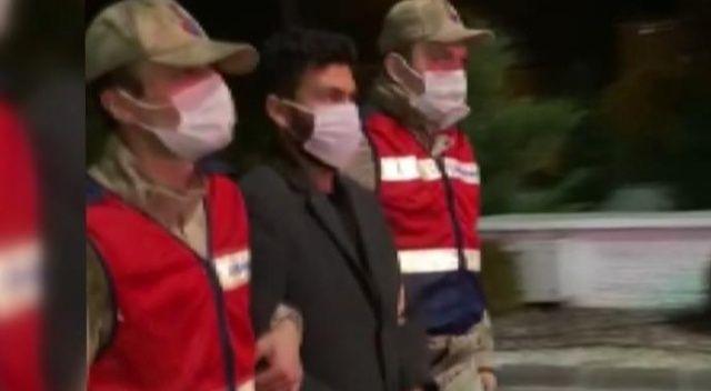 Sosyal medya dolandırıcısını jandarma timleri yakaladı