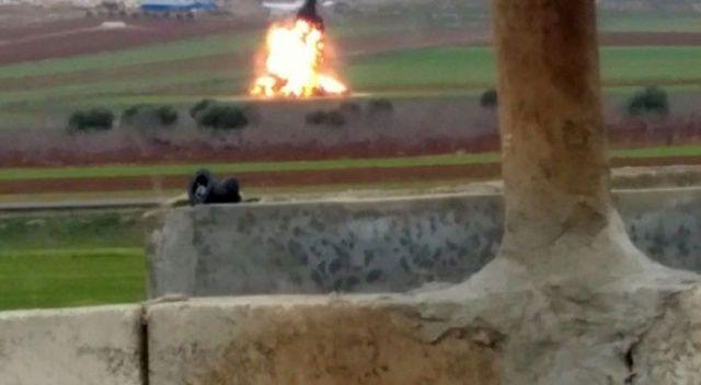 Suriye'de güvenlik güçleri bomba yüklü aracı imha etti