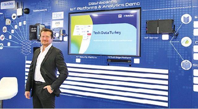 Tech Data, IOT için demo merkezi kurdu