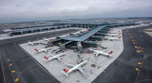 THY ve İstanbul Havalimanı Avrupa'nın zirvesinde
