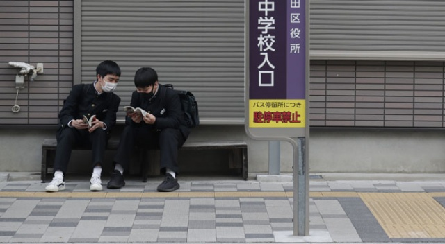 Tokyo'da 4 kişide Kovid-19'un yeni türü tespit edildi