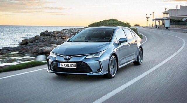 Toyota'nın Türkiye satışları yüzde 66 yükseldi