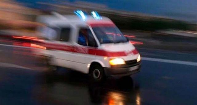 Trabzon'da iki otomobil çarpıştı 1 kişi öldü