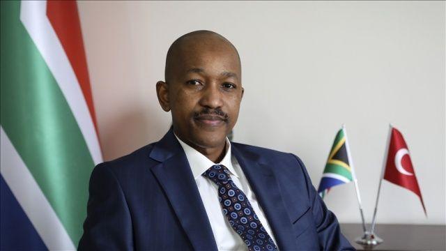 Tshepo Ranamane: Güney Afrika ve Türkiye samimi ikili ilişkilere sahip