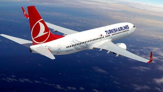 Türk Hava Yolları, uçuş trafiğiyle 13 Ocak'ta Avrupa'nın zirvesinde yer aldı