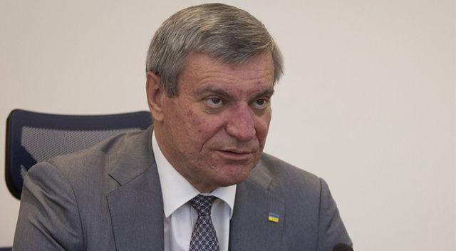 Ukrayna Stratejik Endüstriler Bakanı Uruskiy: Türkiye'den öğrenecek çok şey var