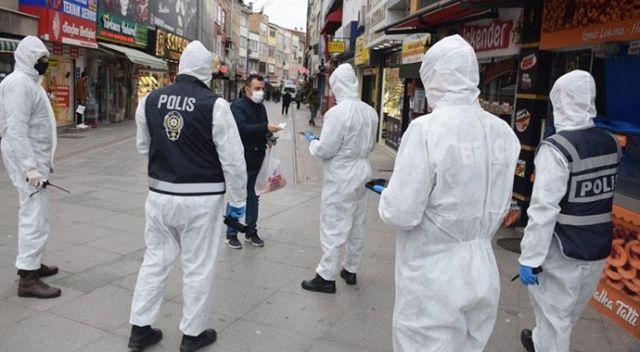 Ülke genelinde eş zamanlı dev uygulama: 2402 kişi yakalandı