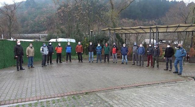 Uludağ'da 2 kişinin ölümünün ardından dağcılara yasak