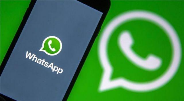 WhatsApp 'durum'u idare etmeye çalıştı