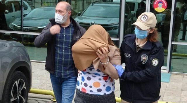 Yaşlı kadının ziyaretine gittiler, para verme bahanesiyle 5 bin lirasını çaldılar