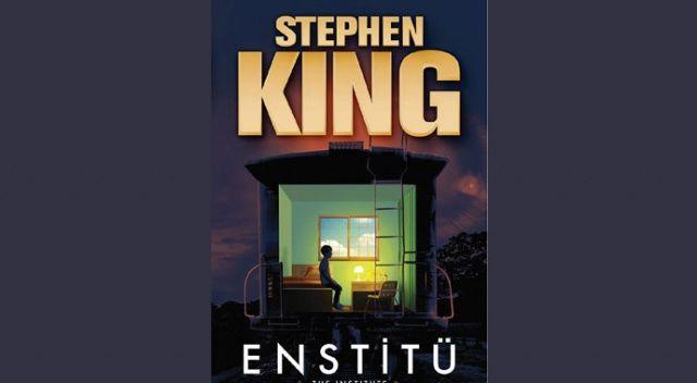 Yazar King'den korkulu bir 'Enstitü'