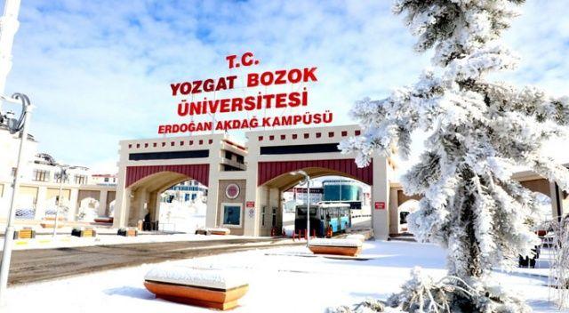 Yozgat Bozok Üniversitesi 48 sözleşmeli personel alacak