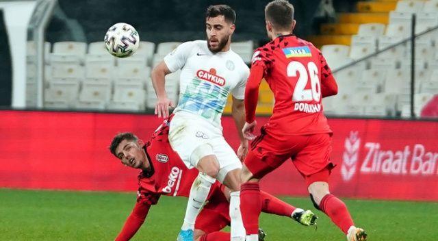 Çile Larin'le bitti! (Beşiktaş 1-0 Rizespor)