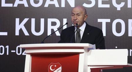 TFF Başkanı Nihat Özdemir: En kısa zamanda maçları seyircili oynatmak istiyoruz