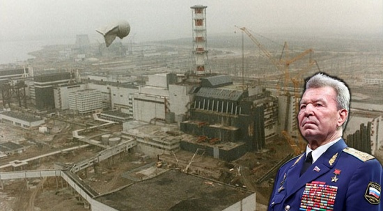 'Kahraman' Rus pilot Çernobil'den kurtuldu, Covid'den öldü