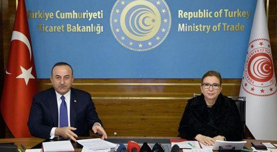 Bakan Çavuşoğlu: 'Yeniden Asya' açılımının değerini salgın sırasında tekrar gördük