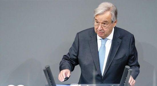 BM Genel Sekreteri Guterres, Kovid-19 aşısı oldu