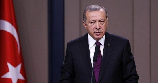 Cumhurbaşkanı Erdoğan, Şehit Fethi Sekin'i andı