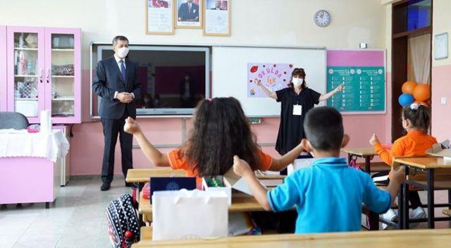 1 Mart'da ilkokullar tüm sınıf  düzeyleriyle  açılacak