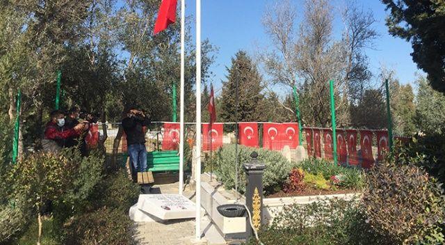 15 Temmuz şehidi ikiz polislerin mezarlarına alçak saldırı