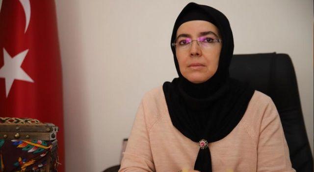 28 Şubat mağduru, Türkiye'nin ilk başörtülü başkanı iki dönemdir hizmet ediyor