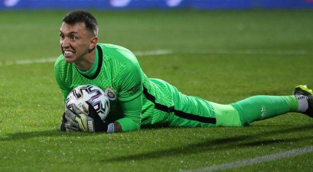 7 maçlık seri yakalayan Galatasaray'ın 1 numaralı aktörü; Muslera