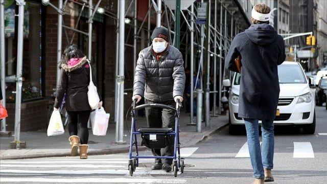 ABD'de Kovid-19 salgını sırasında grip vakalarında büyük düşüş görüldü